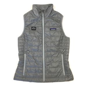 Patagonia nano puff quilted vest custom patch